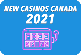 new casinos canada 2021 free spins