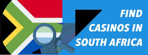 find casinos south africa 2021