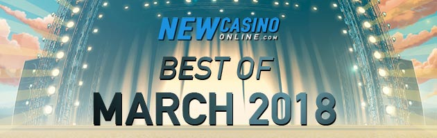 best of march 2018