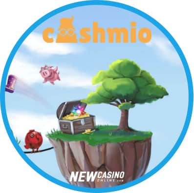 new online casino cashmio free spins