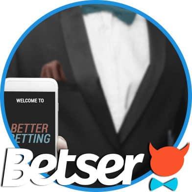 online casino betser