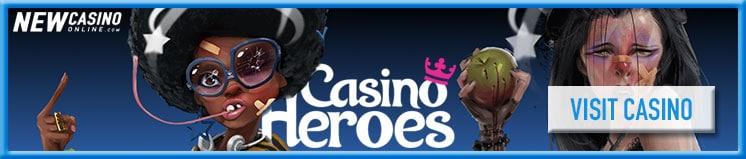 online casino heroes bonus