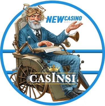 casinsi casino bonus