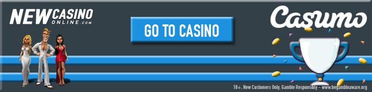 new casino casumo bonus