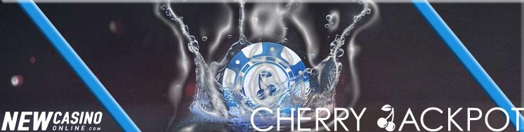 online cherry jackpot casino bonus