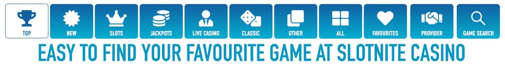 games slotnite online casino