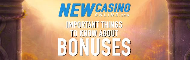 important about bonuses