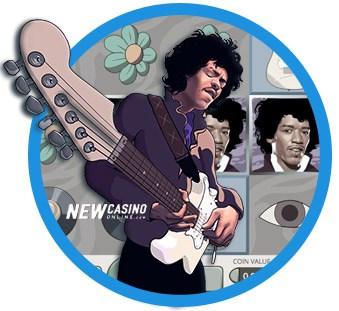 netent jimi hendrix video slot
