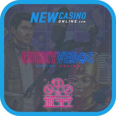 Lucky Vegas Online Casino