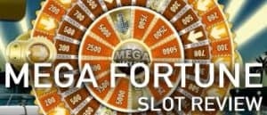 mega fortune slot review