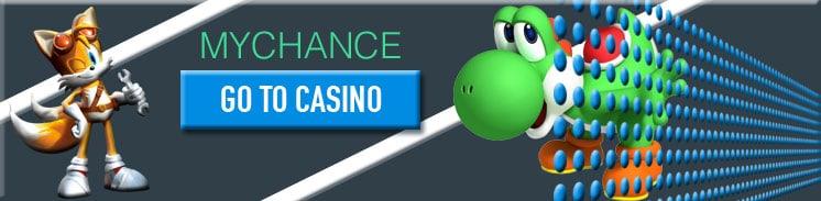 my chance casino bonus