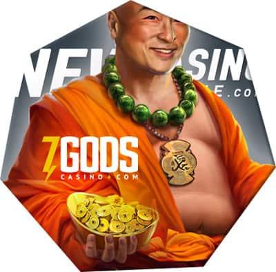 7gods casino online bonus