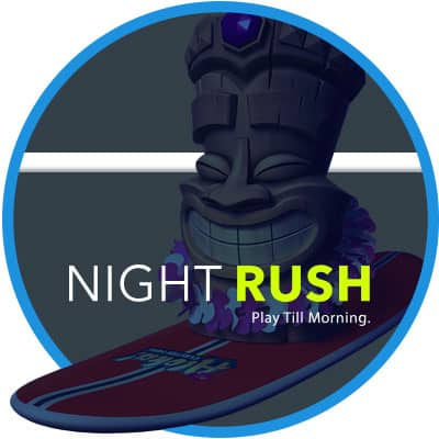 free spins night rush casino online