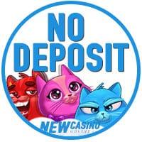 no deposit casino bonus 2018