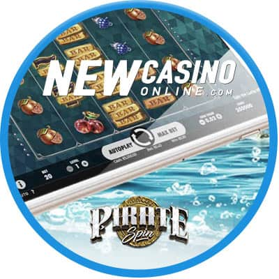 casino pirate spin