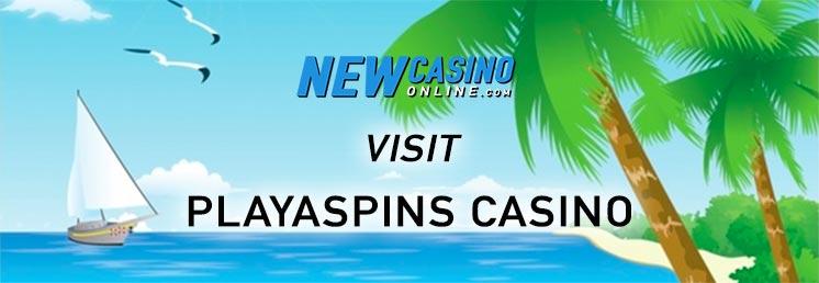 playaspins casino bonus