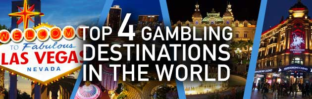 top gambling destinations in the world