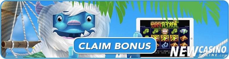 yet new casino online bonus